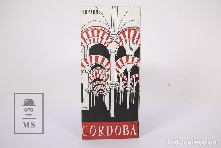 FOLLETO TURÍSTICO EN FRANCÉS - CORDOBA - ED DIRECCIÓN GENERAL DE TURISMO (Coleccionismo - Folletos de Turismo)