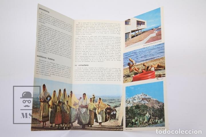 Folletos de turismo: Folleto Turístico - Mojacar / Almeria - Ed Dirección General de Promoción del Turismo - Año 1967 - Foto 3 - 195477596