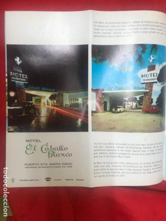 Folletos de turismo: Catalogo visite españa cadena hotelera melia 17 paginas hoteles - Foto 3 - 199435833