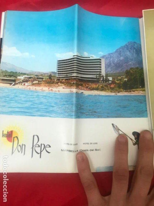 Folletos de turismo: Catalogo visite españa cadena hotelera melia 17 paginas hoteles - Foto 4 - 199435833