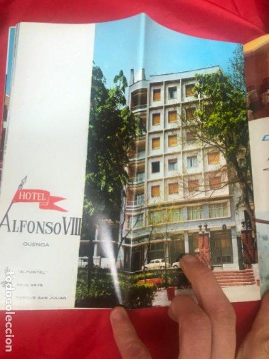 Folletos de turismo: Catalogo visite españa cadena hotelera melia 17 paginas hoteles - Foto 5 - 199435833