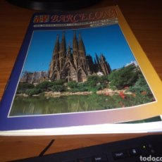 Folletos de turismo: ANTIGUA GUÍA DE BARCELONA. AÑOS 90. Lote 199943653