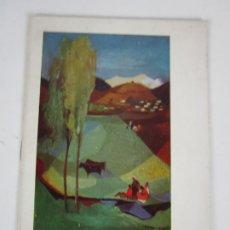 Folletos de turismo: GUÍA DE OLOT - JOSÉ Mª DANES LLONGARRIU - FOTOS DE ARCHIVOS CASULA -ILUSTRADO CON MAPAS Y FOTOS 1961. Lote 203791943