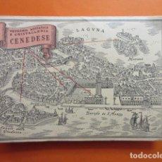 Folletos de turismo: VENEZIA VENECIA ITALIA FABRICA CRISTAL MURANO. Lote 203809538