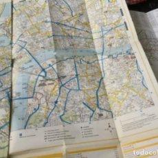 Folletos de turismo: LONDRES- 2 FOLLETOS. Lote 204274768