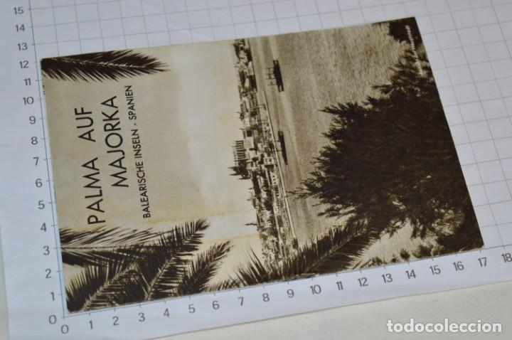 Folletos de turismo: FOLLETOS DE TURISMO ANTIGUOS y otros / Palma de Mallorca - Años 50 / 60 ¡Mira fotos y detalles! - Foto 4 - 205846103