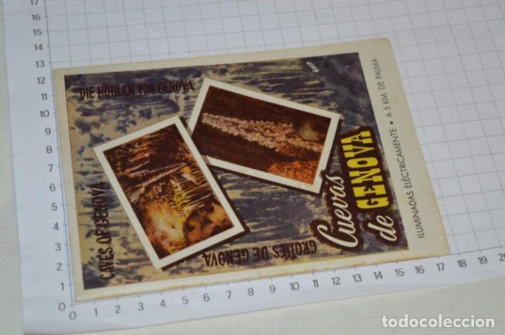 Folletos de turismo: FOLLETOS DE TURISMO ANTIGUOS y otros / Palma de Mallorca - Años 50 / 60 ¡Mira fotos y detalles! - Foto 6 - 205846103
