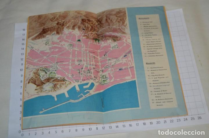 Folletos de turismo: FOLLETOS DE TURISMO ANTIGUOS y otros / Cataluña BARCELONA - Años 50 / 60 ¡Mira fotos y detalles! - Foto 5 - 205847728