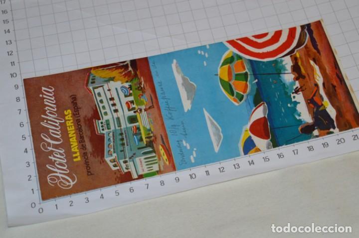 Folletos de turismo: FOLLETOS DE TURISMO ANTIGUOS y otros / Cataluña BARCELONA - Años 50 / 60 ¡Mira fotos y detalles! - Foto 9 - 205847728