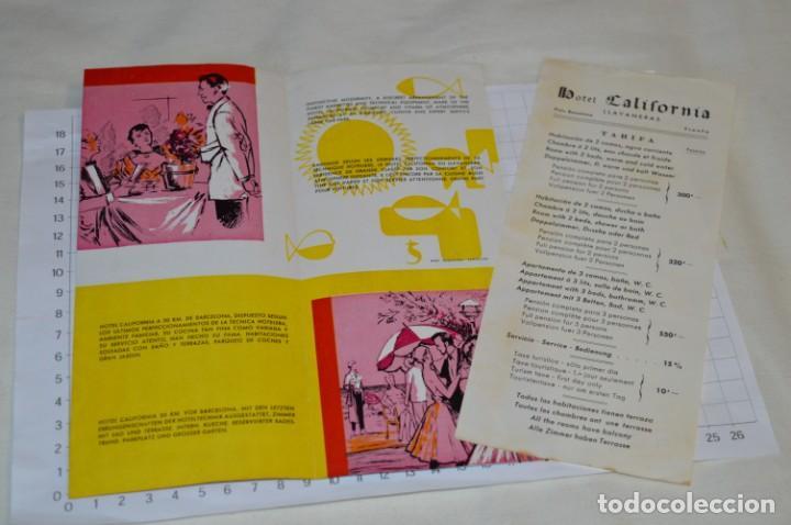 Folletos de turismo: FOLLETOS DE TURISMO ANTIGUOS y otros / Cataluña BARCELONA - Años 50 / 60 ¡Mira fotos y detalles! - Foto 10 - 205847728