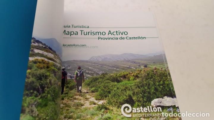 Folletos de turismo: Guia turística TURISMO ACTIVO de la Provincia Castellón senderismo navegación bicicleta - Foto 2 - 209357835