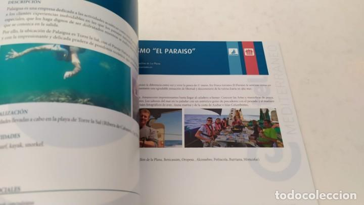 Folletos de turismo: Guia turística TURISMO ACTIVO de la Provincia Castellón senderismo navegación bicicleta - Foto 5 - 209357835