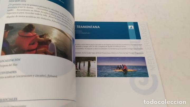 Folletos de turismo: Guia turística TURISMO ACTIVO de la Provincia Castellón senderismo navegación bicicleta - Foto 6 - 209357835