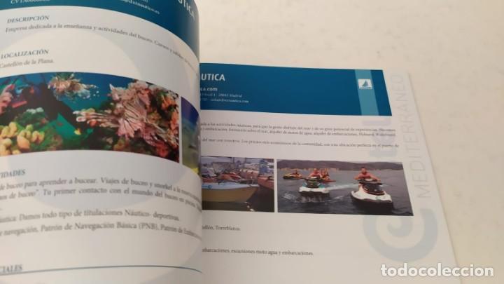 Folletos de turismo: Guia turística TURISMO ACTIVO de la Provincia Castellón senderismo navegación bicicleta - Foto 9 - 209357835