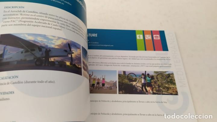 Folletos de turismo: Guia turística TURISMO ACTIVO de la Provincia Castellón senderismo navegación bicicleta - Foto 11 - 209357835