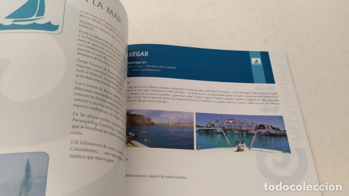 Folletos de turismo: Guia turística TURISMO ACTIVO de la Provincia Castellón senderismo navegación bicicleta - Foto 12 - 209357835