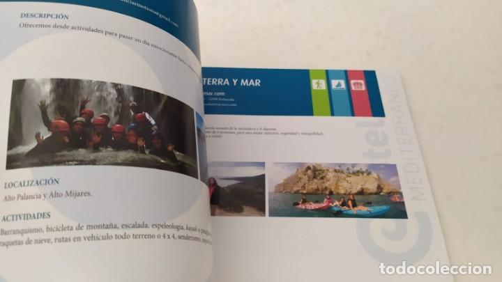 Folletos de turismo: Guia turística TURISMO ACTIVO de la Provincia Castellón senderismo navegación bicicleta - Foto 14 - 209357835