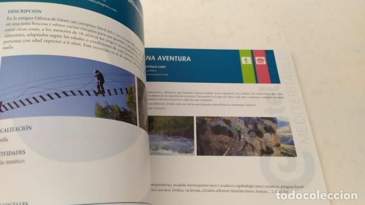 Folletos de turismo: Guia turística TURISMO ACTIVO de la Provincia Castellón senderismo navegación bicicleta - Foto 16 - 209357835