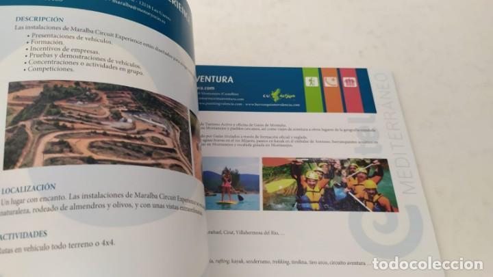 Folletos de turismo: Guia turística TURISMO ACTIVO de la Provincia Castellón senderismo navegación bicicleta - Foto 17 - 209357835
