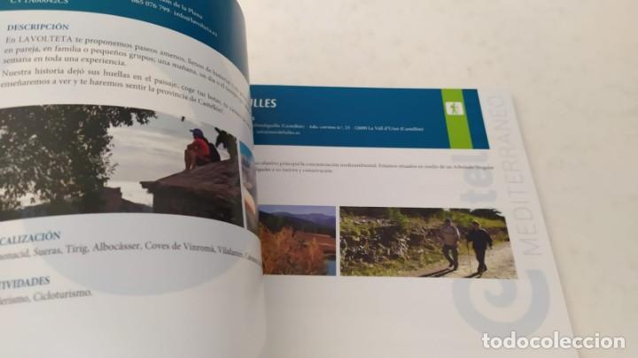 Folletos de turismo: Guia turística TURISMO ACTIVO de la Provincia Castellón senderismo navegación bicicleta - Foto 18 - 209357835
