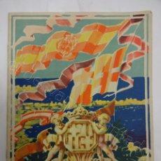 Folletos de turismo: BARCELONA Y SU EXPOSICION INTERNACIONAL 1929. LIBRETO ORIGINAL + FOLLETO PRECIOS HOTELES. Lote 210826546
