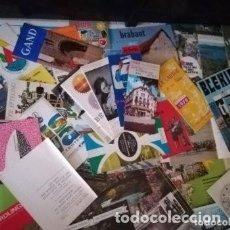 Folletos de turismo: COLECCIÓN MÁS DE 500 GUIAS, PLANOS Y FOLLETOS DE TURISMO. DE TODO EL MUNDO. Lote 216765710