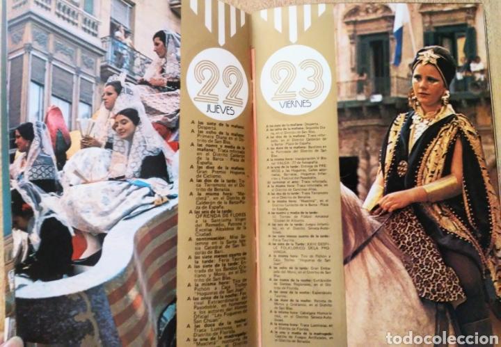 Folletos de turismo: Programa oficial fiestas junio 1978 Alicante Cincuentenario de las hogueras de San Juan - Foto 3 - 220103388
