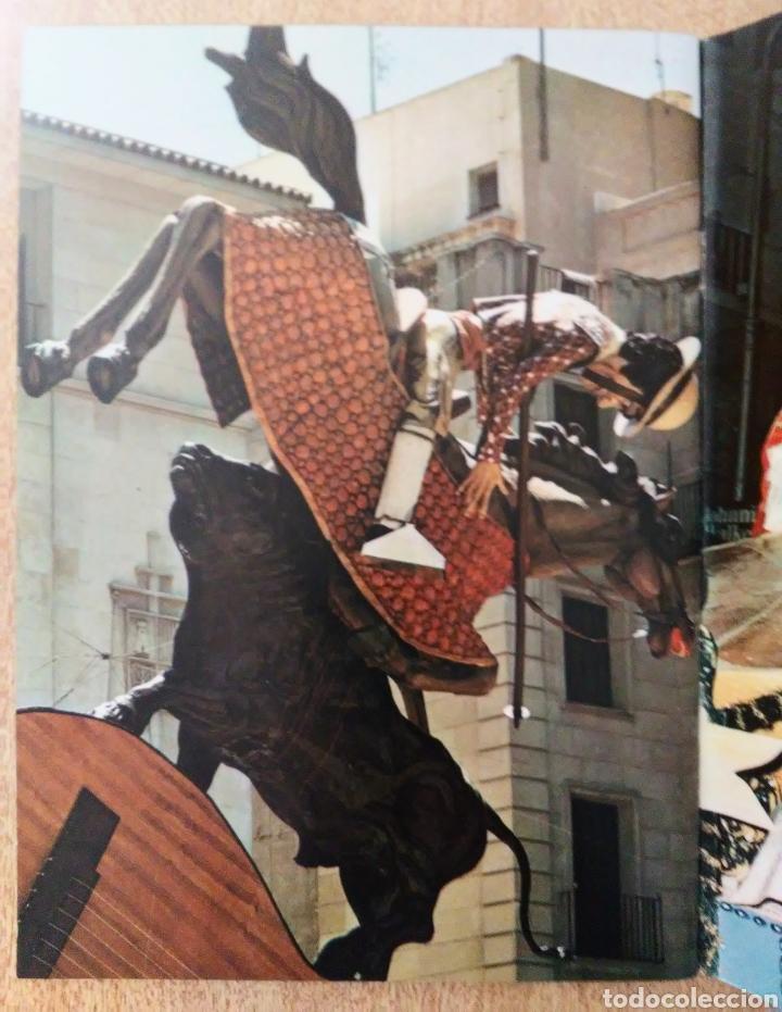 Folletos de turismo: Programa oficial fiestas junio 1978 Alicante Cincuentenario de las hogueras de San Juan - Foto 4 - 220103388