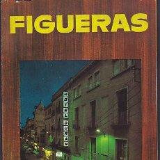 Brochures de tourisme: FOLLETO TURISTICO HOTEL DURAN FIGUERAS. Lote 220851687
