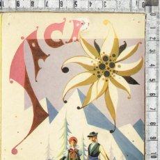 Brochures de tourisme: FOLLETO PROGRAMA DE ACTOS XXI FESTIVAL FOLKLORICO DE LOS PIRINEOS JACA 1983.. Lote 222400556