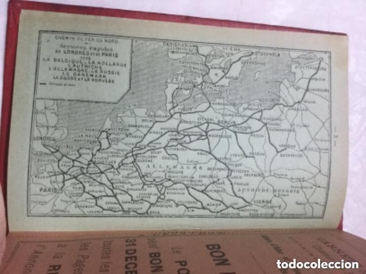 Folletos de turismo: GUIA DE VIAJE -1895 CHEMIN DE FER DU NORD - BELGIQUE & HOLLANDE -BUEN ESTADO - 19p.+ XI - Foto 5 - 226090150