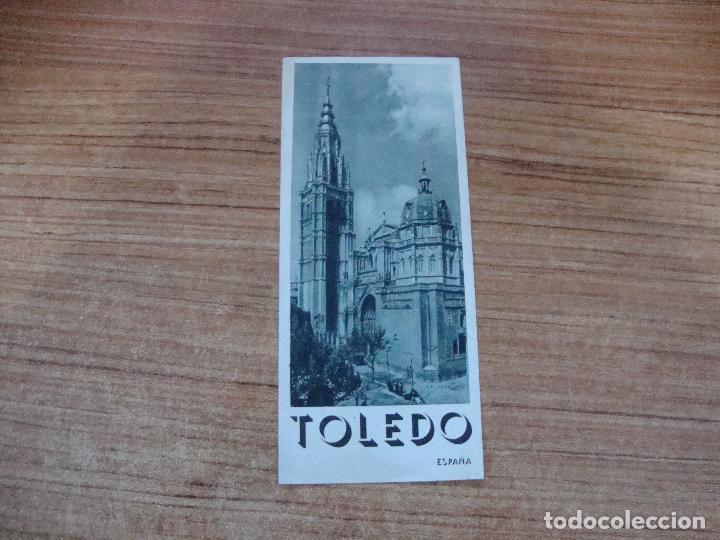 Folletos de turismo: LOTE DE 13 TRIPTICOS TURISMO AÑOS 50 DIFERENTES CIUDADES ESPAÑA E IDIOMAS - Foto 8 - 231802315