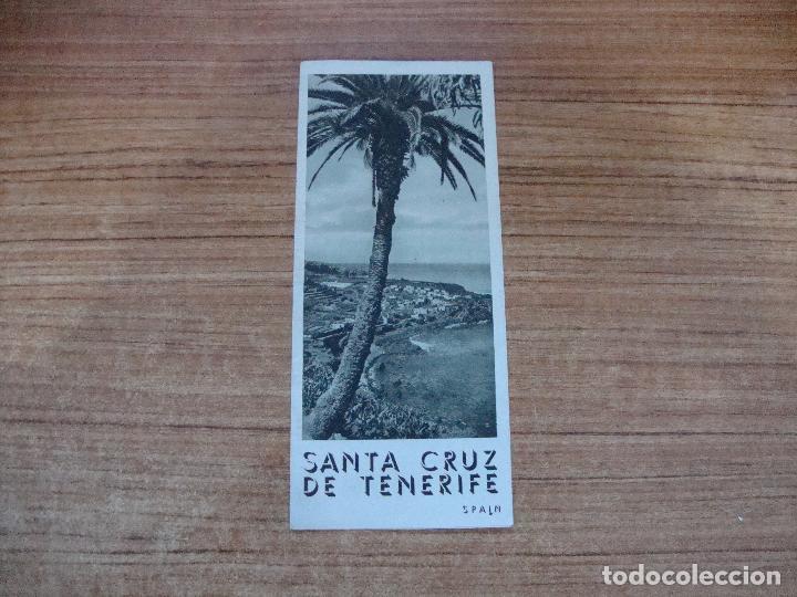 Folletos de turismo: LOTE DE 13 TRIPTICOS TURISMO AÑOS 50 DIFERENTES CIUDADES ESPAÑA E IDIOMAS - Foto 10 - 231802315