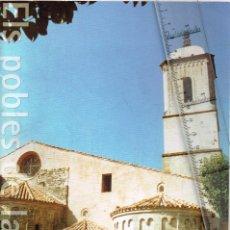 Brochures de tourisme: 2003 ELS POBLES DE LA SELVA AMER SUSQUEDA - SANT MARTÍ SACALM, COORDINA CENTRE D´ESTUDIS SELVATANS. Lote 232450805