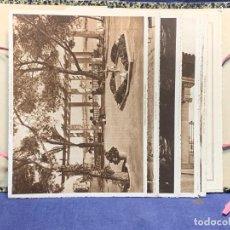 Foglietti di turismo: CARPETA LAMINAS FOMENTO TURISMO PALMA MALLORCA HOTEL MEDITERRANEO CUEVAS ARTA 24X18CMS. Lote 233808545