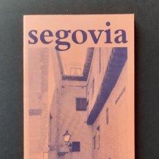 Folletos de turismo: AGENDA CULTURAL SEGOVIA. ENERO FEBRERO 2003. PATRONATO DE TURISMO. JUNTA DE CASTILLA Y LEÓN.. Lote 235794535