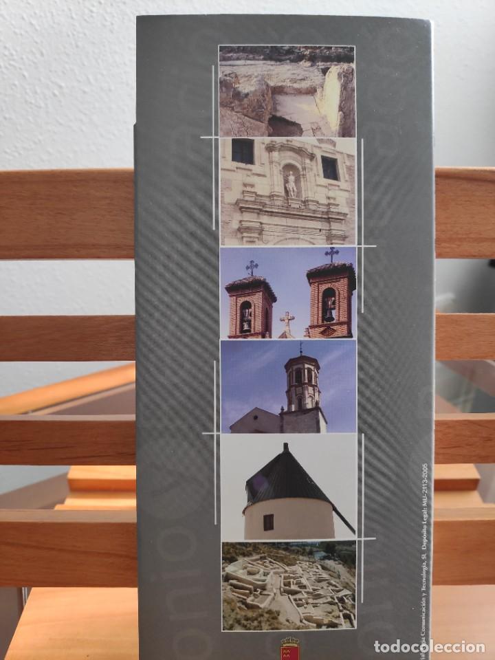Folletos de turismo: Patrimonio y Restauración Región de Murcia, Actividades de restauración llevadas a cabo R Murcia - Foto 5 - 236106165