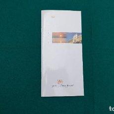 Folletos de turismo: HOTEL SIDI SALER - VALENCIA. Lote 237176570