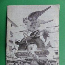 Folletos de turismo: LLIBRET FALLAS VALENCIA ALBUM BAYARRI, AÑO 1962. Lote 243844765