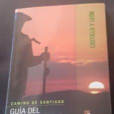 Folletos de turismo: GUIA DEL CAMINO DE SANTIAGO, CASTILLA Y LEON. Lote 247030240