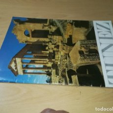 Folletos de turismo: TUNEZ / TURISMO DE TUNEZ / FOLLETO TURISTICO / AE405. Lote 248081390
