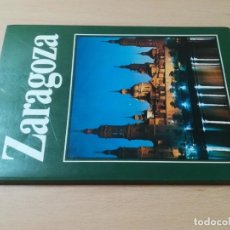 Folletos de turismo: ZARAGOZA / FOLLETO TURISTICO / PAGSA / AF305. Lote 248082450