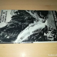 Folletos de turismo: BALNEARIO PANTICOSA / FOLLETO TURISTICO Y TARIFAS / PIRINEO HUESCA ARAGON 1961 / ESQ113. Lote 248197400
