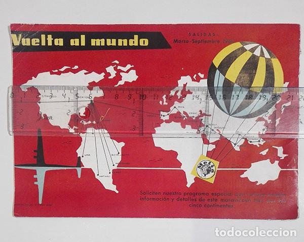 Folletos de turismo: Viajes Meliá 1959-1960. Programa de Viajes por todo el mundo. - Foto 7 - 251726905