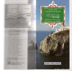 Folletos de turismo: ALGARVE PORTUGAL. DONDE LOS DESCUBRIMIENTOS COMENZARÓN. (C/A28). Lote 253892090