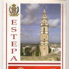 Folletos de turismo: ESTEPA. FOLLETO O CATÁLOGO DESPLEGABLE. (C/A28). Lote 253895585