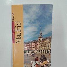 Folletos de turismo: GUÍA DE MADRID. 2002.. Lote 257835820