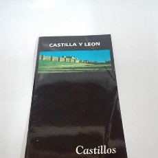 Folletos de turismo: 1994. CASTILLOS. CASTILLA Y LEÓN.. Lote 260804920