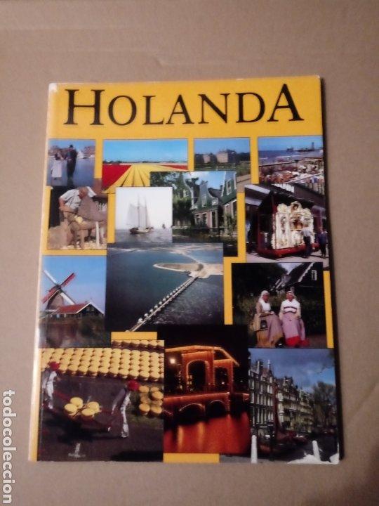 GUIA DE HOLANDA. (Coleccionismo - Folletos de Turismo)