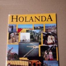 Folletos de turismo: GUIA DE HOLANDA.. Lote 261131275